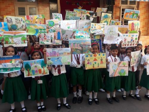 Swatchata Abhiyan - Drawing Event
